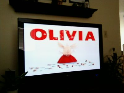 Olivia on NickJr