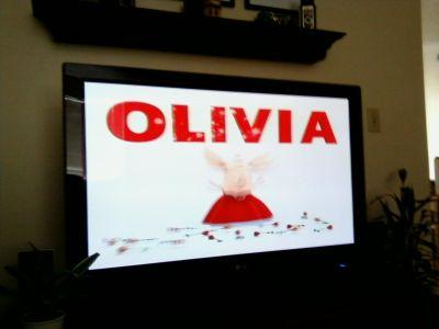 Olivia on NickJr